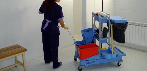 Servicios de limpiezas generales